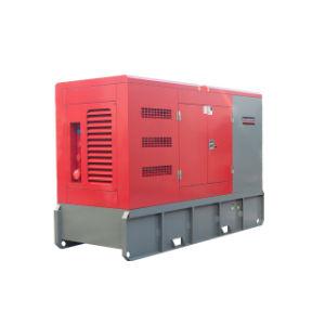 Cummins Weichaiパーキンズエンジンを搭載する50kw無声ディーゼル発電機