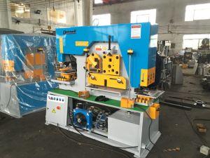 Macchina idraulica dell'operaio siderurgico, operaio siderurgico universale idraulico, operaio usato del ferro