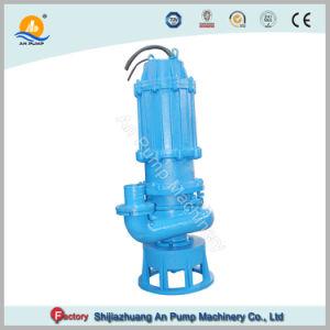 Pressão Non-Clogging Eléctrico centrífuga submersíveis bomba de esgoto