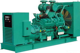 Direct Manufacturer of Diesel Generator Sets-Cummins 500kw