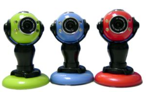 마이크와 LED 빛을%s 가진 Webcam/PC 사진기 Driverless
