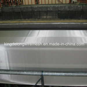 Rete metallica del tessuto normale dell'acciaio inossidabile AISI304