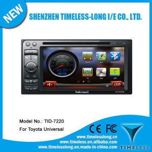 Car universale DVD per Toyota (TID-7220)