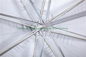 ガラス繊維の肋骨(GOL-0027AFA)が付いている印刷された自動アルミニウムゴルフ傘