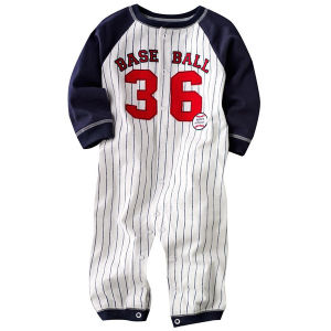 High Quality No Hard to Baby's Skin Baby Romper