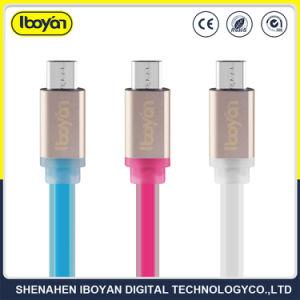 Cavo universale del caricatore di dati del USB del micro per il telefono mobile