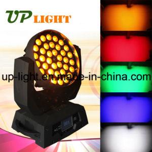 2014 RGBWA 5in1 36X15W LEDの洗浄移動ヘッド