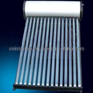 Компактный солнечный водонагреватель высокого давления