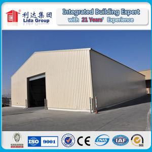 Económica Estructura de acero de la luz de almacén para almacén