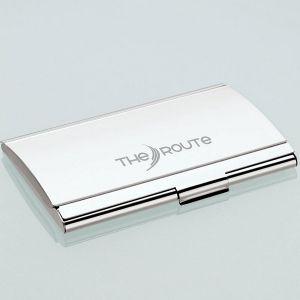 금속 사업 알루미늄 신용 카드 홀더 상자