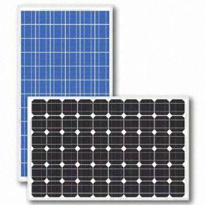 80w High Efficiency Polycrystalline PV Module Solar Panel