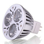 Scheinwerfer 3*1w Mr16 der Leistungs-LED
