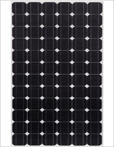 Прозрачный 185 ватт моно солнечная панель с маркировкой CE/IEC/TUV сертификации