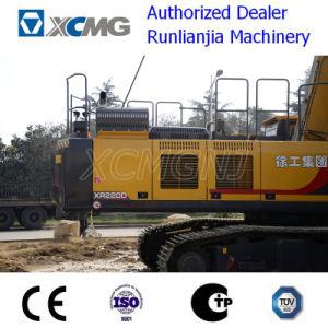 Gebruikte XCMG & de Nieuwe Roterende Installatie van de Boring Xr220d voor Ce met de Motor van Cummins