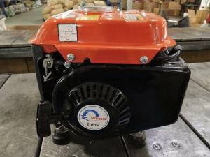 Vendas quente Wd950 Lado 2 Tempos Iniciar Home Use 650W Geradores de gasolina portátil
