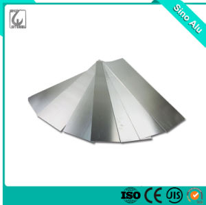 Het geanodiseerde Blad van het Aluminium voor Bouw en Consumptiegoederen