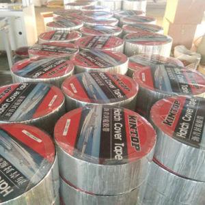 De zelfklevende Band van het Bitumen van de Aluminiumfolie Rubber voor het Verzegelen van het Dak