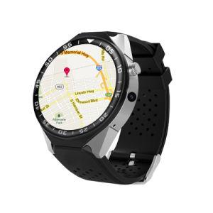 3G reloj teléfono inteligente Android con GPS 1g de RAM ROM de 16g