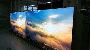 大きい段階のイベント屋外P10/P8/P6/P5レンタルLEDスクリーンのウォール・ディスプレイ
