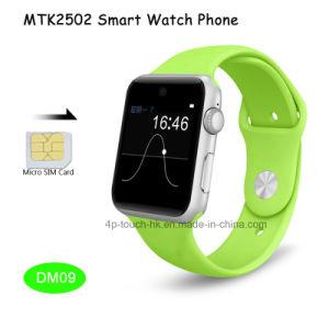 2017 moda Reloj inteligente teléfono con función Bluetooth (DM09)