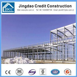 La luz de la construcción de la estructura de acero galvanizado