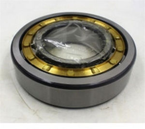 Nj1007 Cojinete de rodillos cilíndricos para máquinas industriales