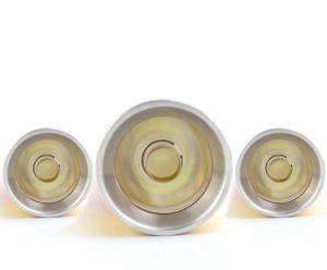 新しいデザインスキッド証拠のハンドル安いLEDの懐中電燈