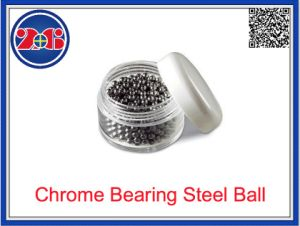 Rolamento de leve a esfera de aço cromado para Hinger