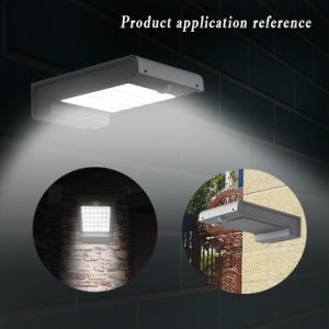 À prova de exterior 49Sensor de movimento LED Luz Jardim Solar