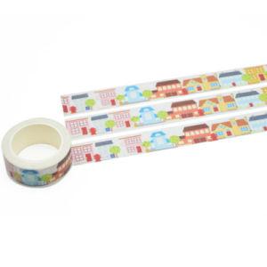 Maakt de Decoratieve Douane van de fabrikant Ponsband Washi