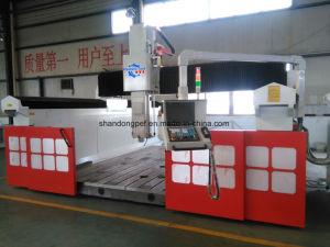 Китай 3 оси алюминиевых пресс-формы станок для резьбы по дереву 2 метров на 4 метра