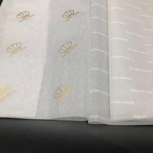 더 부유한 착색된 티슈 페이퍼 산 자유로운 장 750mm x 500mm