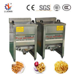 Patatine fritte commerciali che friggono macchina con il prezzo basso
