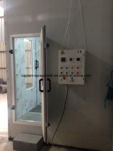 Cabina di spruzzo automatica popolare della vernice di manutenzione