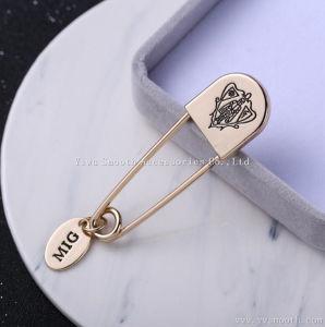 Accessori del risvolto del branello dei monili delle spille di sicurezza dello scialle del Brooch di modo