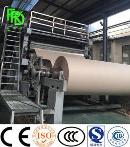 1760mm de papier Kraft ondulé Making Machine machine de recyclage du carton