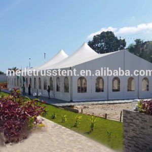 結婚式の祭典のイベントの卸売党防水ドームの玄関ひさしのテント