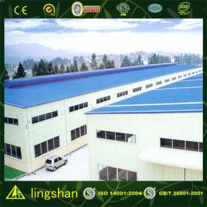Alta resistencia P345/P235 de la construcción de acero prefabricados la construcción de estructuras metálicas