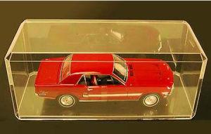 Grande acrílico transparente OEM Moldes Automóvel Exibir Casos