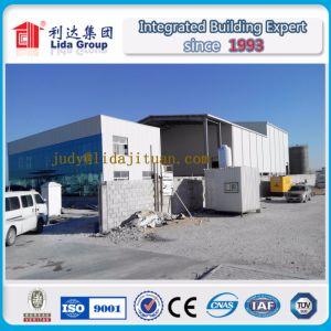 Bajo coste barato Multistorey Estructura de acero de la luz de la capacidad para oficina