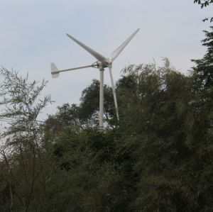 5000W ветровой турбины оборудование 5 квт с низкой частотой вращения турбины генератора переменного тока