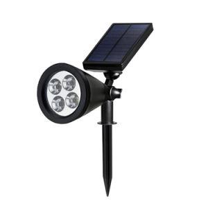Nsl-04太陽電池パネルの芝生ライト