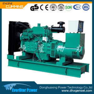 125kVA Groupe électrogène diesel de puissance par Moteur Cummins 6BTA5.9-G2 pour la vente