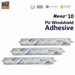 ポリウレタン (PU)フロントガラスの置換の付着力の密封剤Renz10
