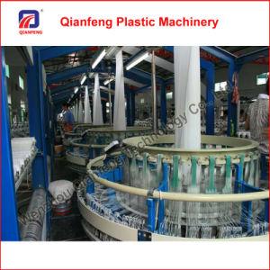 PPのプラスチックによって編まれる袋のための円の編む機械