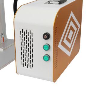 Laser die van de Vezel van Raycus de Draagbare Machine merken