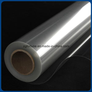Embalagem Pet transparente stretch wrapping Film