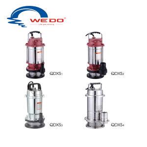 Из нержавеющей стали Qdxs погружение водяной насос, подземных вод насос