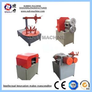 Полуавтоматическая отходов переработки шин завод или резиновый порошок производственной линии