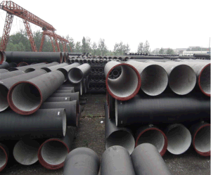 下水のための値段表の鋳鉄の管販売のための24本のインチの下水管管